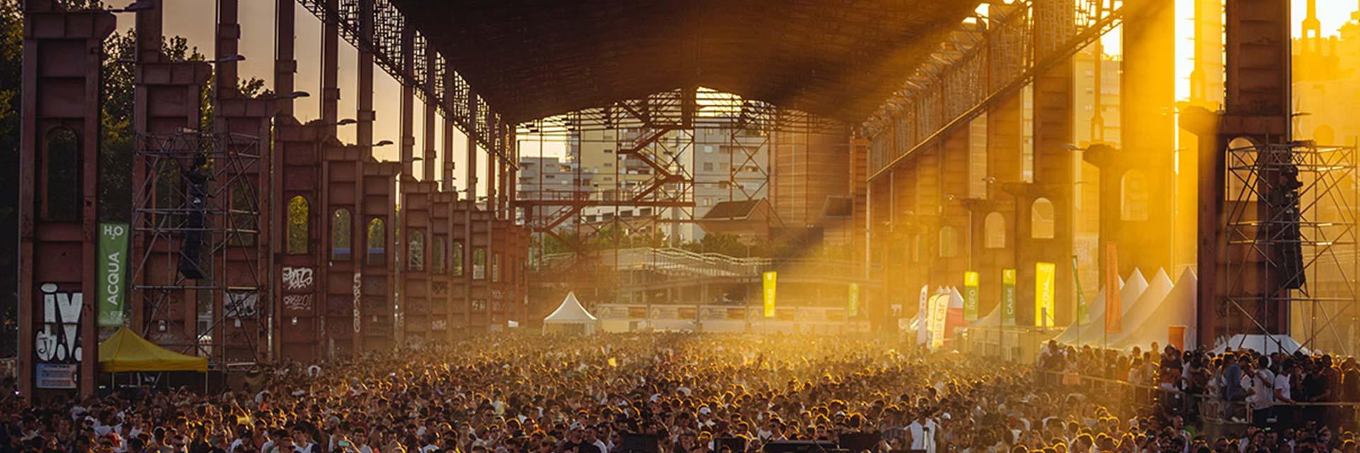 Kappa Futur Festival | Torino Summer Music